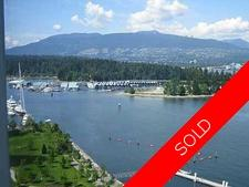 Coal Harbour Condo for sale:  2 bedroom 2,110 sq.ft. (Listed 2007-02-21)