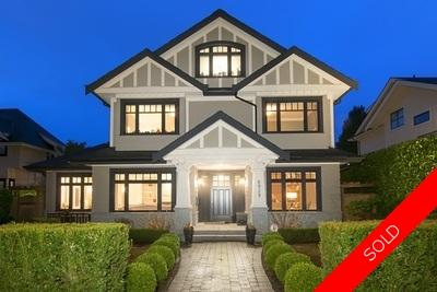 South Granville House for sale:  6 bedroom 5,497 sq.ft. (Listed 2017-09-28)