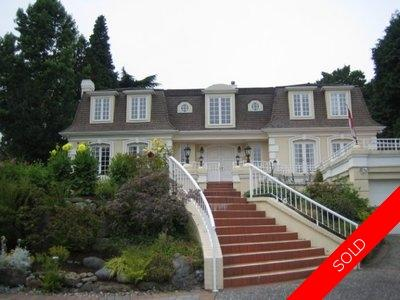 First Shaughnessy House for sale:  5 bedroom 6,053 sq.ft. (Listed 2006-07-20)