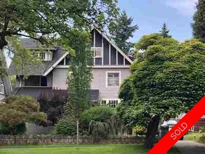 Kerrisdale House for sale:  7 bedroom 5,050 sq.ft. (Listed 2019-08-01)
