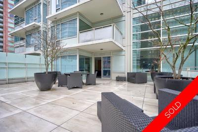 Coal Harbour Condo for sale: TWO Harbour Green 2 bedroom  Stainless Steel Trim 2,490 sq.ft. (Listed 2020-01-17)