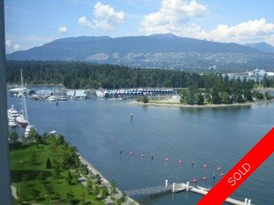 Coal Harbour Apartment for sale:  2 bedroom 2,630 sq.ft. (Listed 2006-06-14)