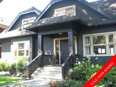 Kitsilano 1/2 Duplex for sale:  3 bedroom 2,430 sq.ft. (Listed 2020-11-12)