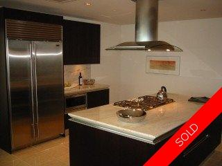 Coal Harbour Apartment for sale:  3 bedroom 3,260 sq.ft. (Listed 2006-03-18)